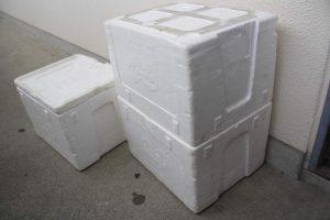 3箱がコンパクトに